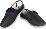 Wepro Grey Sneakers (Grey, Black)