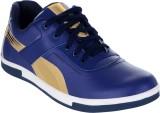 Firx Casuals (Blue, Gold)
