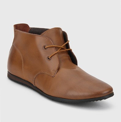 Famozi Corporate Casuals(Brown)