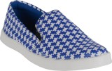 Pappi Boss Canvas Shoes (Blue)