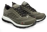 Corpus Density Running Shoes (Olive)