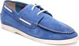 Pelle Originale Boat Shoes (Blue)