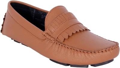 Jordan Kids Jordan Trendy Men's Tan Loafers Loafers