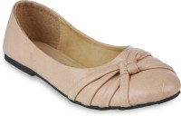 Studio 9 Flat Ballerina Women Bellies(Beige)