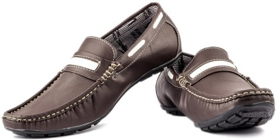 Lee Point 202 Brwn Loafers