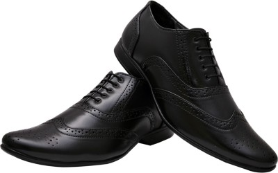 Bxxy British Brogue Lace Up Shoes