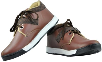 Alpha Man Strapping Superstar Casuals Shoes