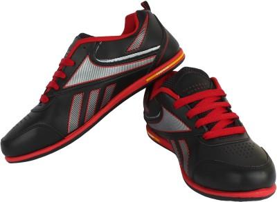 Earton Black-264 Running Shoes
