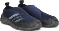 Globalite Inertia Men Walking Shoes(Navy, Blue)