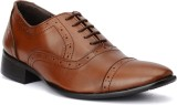 Bruno Manetti 9924 Lace Up (Tan)