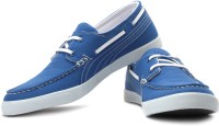 Puma Yacht Cvs ind Men Sneakers(Blue, White)