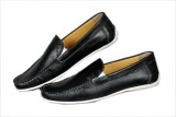 Erre Otto Mocc Loafers (Black)
