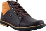 ANAV Boots (Brown)