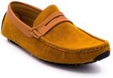 Belle Gambe Elegant Loafers (Brown)