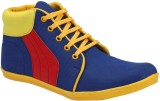 Drivn Ankle Length Casual Casuals (Blue,...