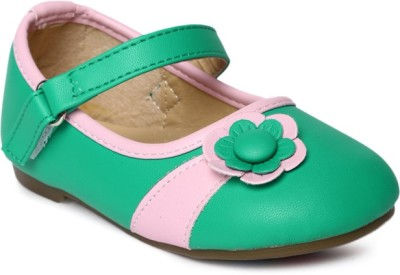Yk Girls(Green) at flipkart