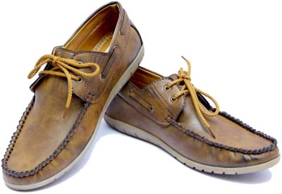 Loddx Men's Boat Shoes