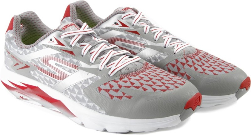 Skechers Running ShoesGrey Red SHOEHGHH4MSXXQMX