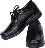 Funku Fashion Lace Up Shoes (Black, Blac...