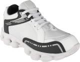 Vivaan Footwear White-187 Running Shoes ...