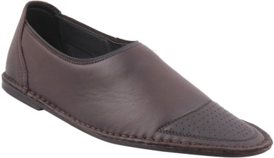 Maly M-25-BROWN Loafers