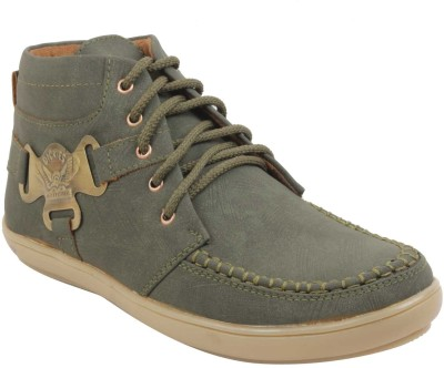 Gato Abbot Olive Casual Shoes