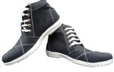 ABTC All Time Casual Shoes (Black, Grey)