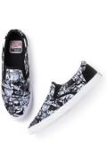 Kook N Keech Sneakers (Grey, Black)