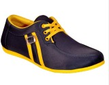 Ajay Footwear Casual Shoes (Blue)