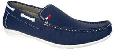 Vajazzle Ritzy Blue Loafers