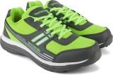 Terravulc Running Shoes (Green, Grey)