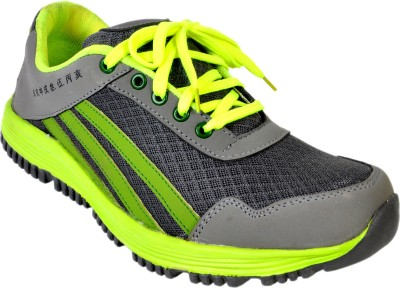 Afrojack neon Running Shoes