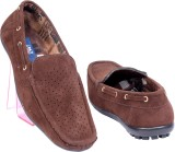 Foot Looks Loafers (Brown)