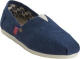 Urban Monkey Canvas Shoes (Blue)