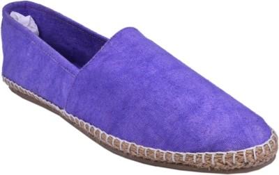 Aartisto Light Blue Men's Espadrilles Canvas Shoes
