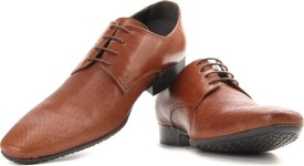 Red Tape Lace Up Shoes