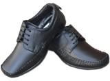Fashion67 Elegant Black Lace Up Shoes (B...