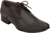 Magnolia Lace Up (Brown)