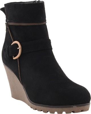 Bruno Manetti Cole Boots(Black)