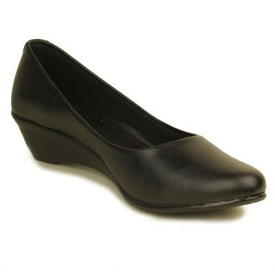 Select Black Slip On Shoes