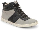 Arkour Hooch Ankle Sneakers (Grey, Black...