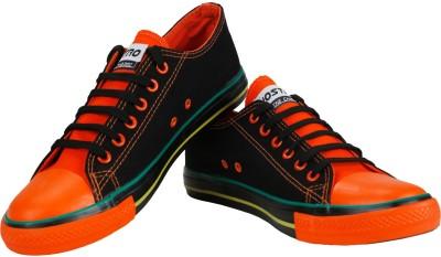 Vostro CPLUS01-Black Orange Casuals