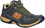 Footlodge 019_Green Casual Shoes (Green)