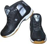 Zeefox Black Riding Shoes (Black)