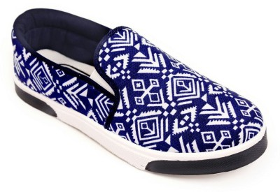 Nuke Royal Blue Casual Shoes Casuals