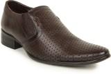 Kosher Extra Comfart Slip On Shoes (Brow...