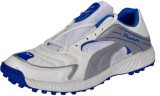 Sega PREDATOR White Cricket Shoes (Multi...