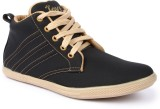 Jove Pious Canvas Shoes (Black)