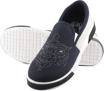 Anupamaa Macho Gray blue casuls Canvas Shoes