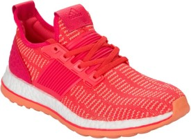Adidas Running Shoes(Red)
